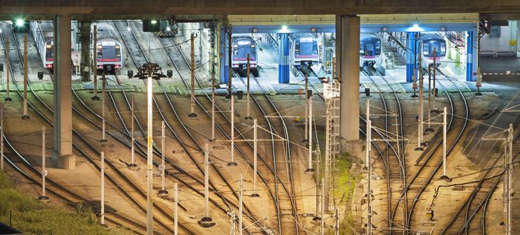 Vasúti kábelek