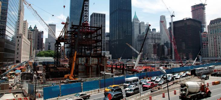Építőipar és infrastruktúra