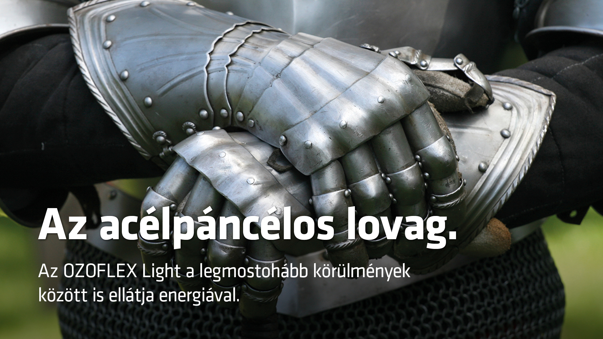 Ozoflex Light brossúra