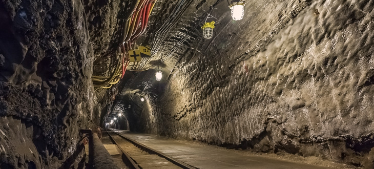 Cables for Underground Mining