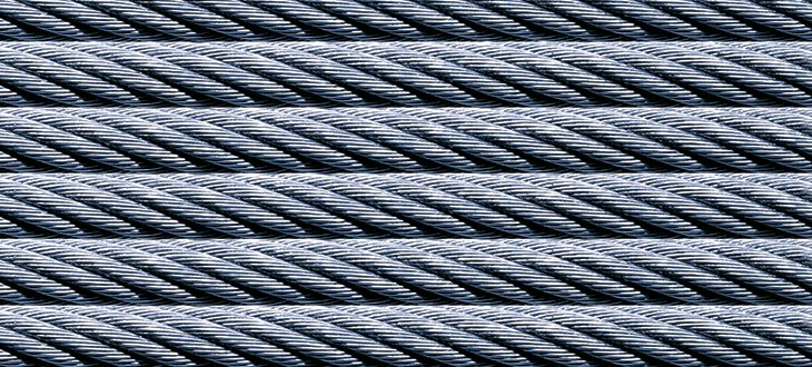 Wire Rope,<br>Compensation cable &<br>Accessories